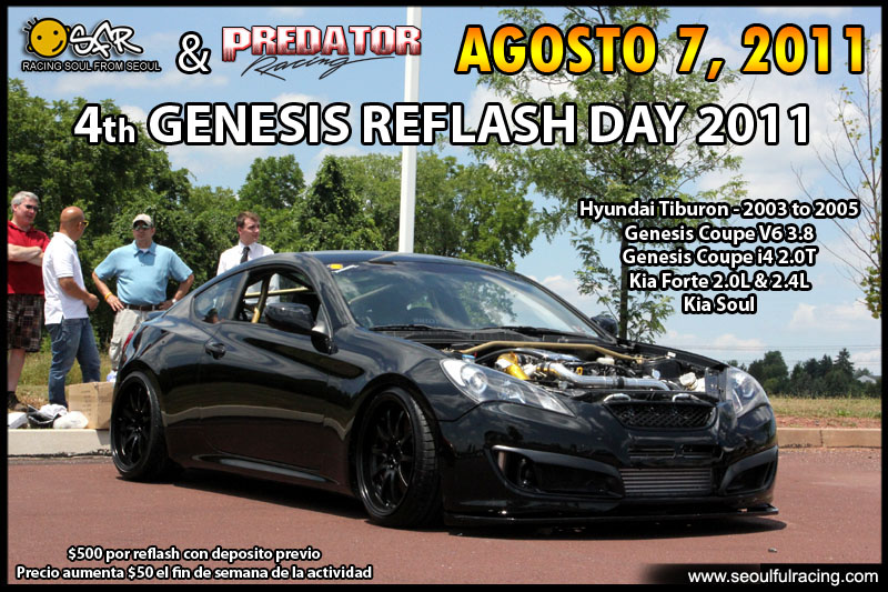 Building The Fastest Genesis In Puerto Rico 2017 Coupe 2 0t Best Et 11 97 122mph First 12s 11s